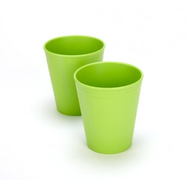 Green Eats 2 Pack Tumblers, Green