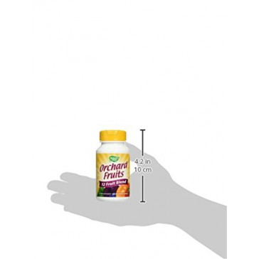 Nature's Way Orchard Fruits™ 12 Fruit Blend, 60 Vcaps, 60 Count