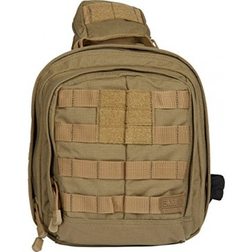 5.11 Tactical Rush 6 Mobile Operation Attachment Bag (Sandstone, 1 Size)