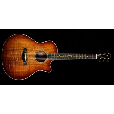 Taylor Koa Series K26ce Grand Symphony Cutaway Acoustic Electric Guitar