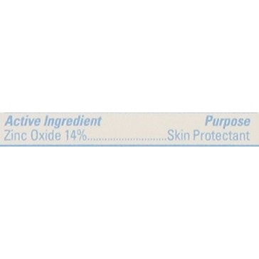 Honest Diaper Rash Cream, 2.5 Fluid Ounce
