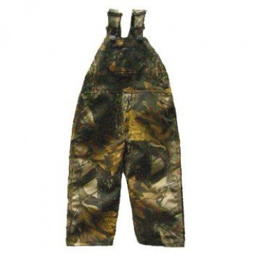 Round House Big Boys Mossy Oak Camo Bib Overalls Made in USA (MULTI 12)