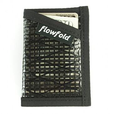 Flowfold Minimalist Slim Front Pocket Card Holder Wallet