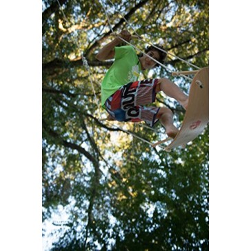 Swurfer Swing with SwurfGrip and Extra Handles