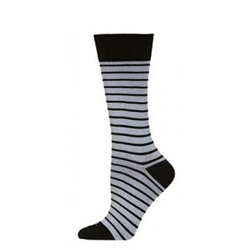 Mens Austin Dress Sock Superwick Made in The USA CSI Medium