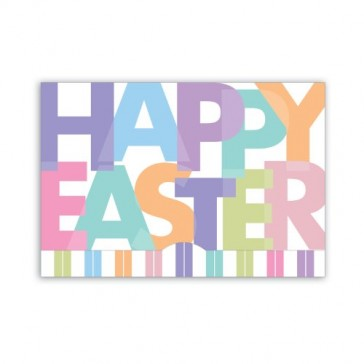 Jillson Roberts Gift Card Holders, Happy Easter, 6-Count (GCP031)