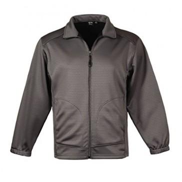 Akwa Men's Bonded Poly Fleece Jacket Made in USA