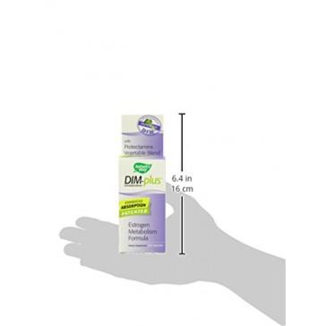 Nature's Way DIM-plus - Estrogen Metabolism Formula -- 120 Capsules