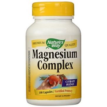 Magnesium Complex 500mg Nature's Way 100 Caps