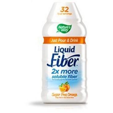 Nature's Way Liquid Fiber Orange Flavor (2-33.8 oz. Bottles)