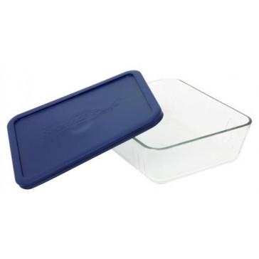 Pyrex Simply Store 11-Cup Rectangular Glass Bakeware Dish