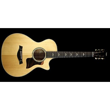 Taylor 600 Series 2015 612ce 12-Fret First Edition Grand Concert Acoustic-Electric Guitar Natural
