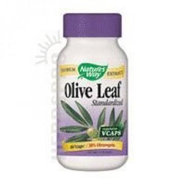 Nature's Way Olive Leaf 20% Oleuropein, 60 Vcaps