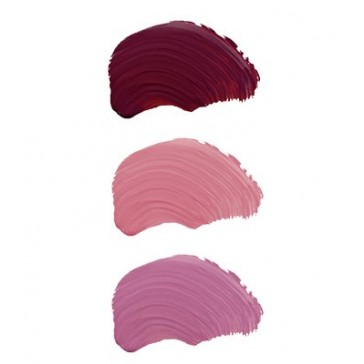 Dinair Liquid Matte Lipstick | Kiss & Tell Trio Set