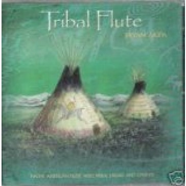 Tribal Flute: Native American Flute with Tribal Drums and Chants