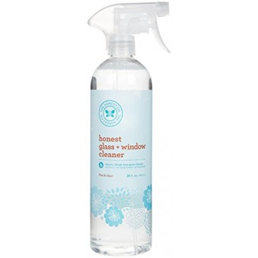 The Honest Company Glass & Window Cleaner - Free & Clear - 26 oz