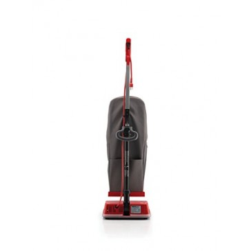 Oreck Commercial U2000RB1 U2000RB-1 Commercial Upright Vacuum, 120 V, Red/Gray, 12 1/2 x 9 1/4 x 47 3/4