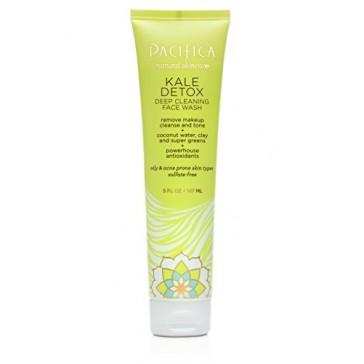 Pacifica Kale Detox Deep Cleansing Face Wash