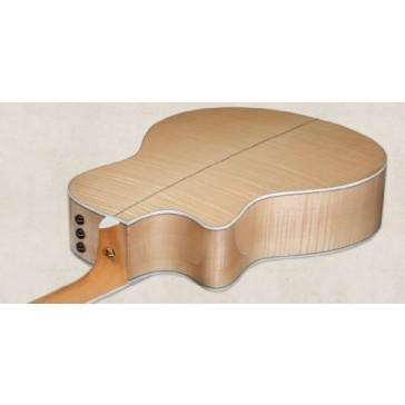 Taylor 612ce-L Maple Grand Concert, 6-String, CE, Lefty