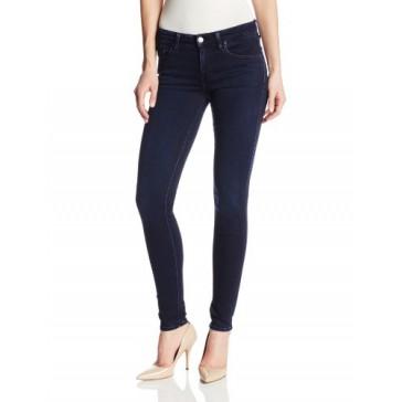 Genetic Women's Stem Mid-Rise Skinny Jean in Pop, Blue, 24