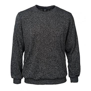 Akwa Men's Crew Neck Sweater Made in USA