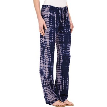 XCVI Women's Violet Pants Reverse Alligator Wash Pants XS (Women's 0-2) X 32