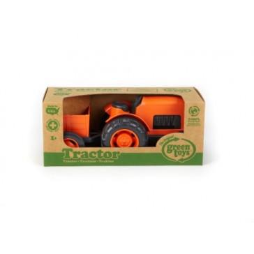 Green Toys Tractor Vehicle, Orange