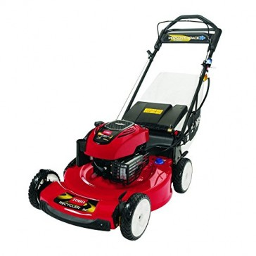 Personal Pace Recycler 22 in. Variable Speed Self-Propelled Electric Start Gas Lawn Mower with Briggs & Stratton Engine
