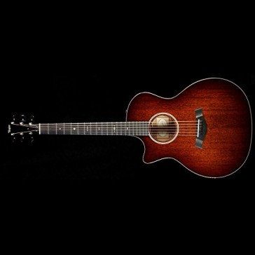 Taylor 524ce Left-Handed All-Mahogany Grand Auditorium Acoustic-Electric Guitar Natural