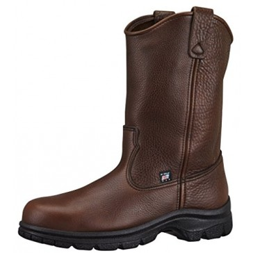 "Thorogood Men's American Heritage 10"" Wellington Boot,Root Beer,7 M US"