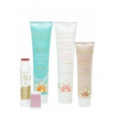 YOUR FACE JUST GOT LUCKY - Pacifica Good Karma Skin Set Kit