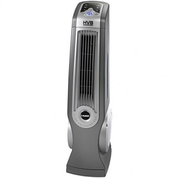 Lasko HIGH VELOCITY Oscillating Floor Blower Fan with 3 Powerful Speeds and Directional Louvers, Remote Control Included