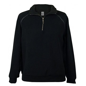 Akwa Men's 1/4 Zip Pullover Made in USA
