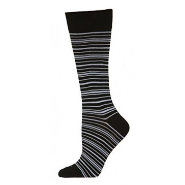 Mens BuzzCity Dress Sock Superwick Made in The USA CSI Medium