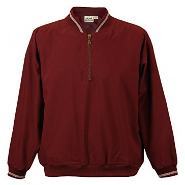 Akwa Men's 1/4 Zip Windshirt Made in USA