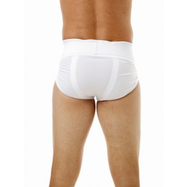 UNDERWORKS MEN'S DOUBLE OR SINGLE INGUINAL BRIEF 2X 45-48 Waist