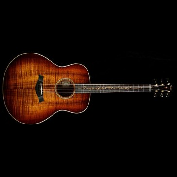 Taylor K28e Grand Orchestra Acoustic/Electric Guitar AA Top Koa