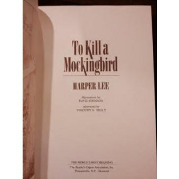 To Kill a Mockingbird (Reader's Digest the World's Best Reading)