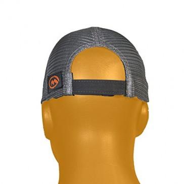 Orange Mud Logo Trucker Hat
