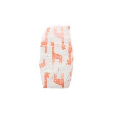 The Honest Company - Eco-Friendly and Premium Disposable Diapers - Giraffe, Size 3 (16-28lbs) 34 Ct.