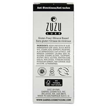 ZuZu Luxe Color Correcting Primer: Anti-Blotchiness