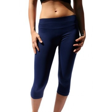 Nikibiki Capri Leggings Navy O/S NS5081