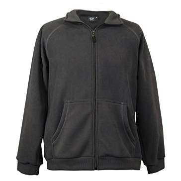 Akwa Men's Full Zip Jacket Made in USA