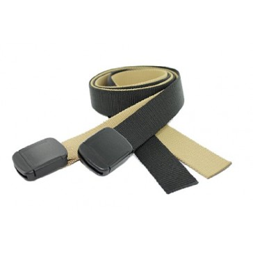 Hiker Web Belt 2-PACK Made in USA by Thomas Bates
