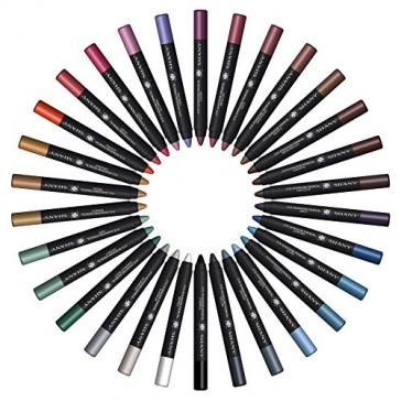 SHANY Multi-Use 30 Colors Chunky Pencil Set, Multi