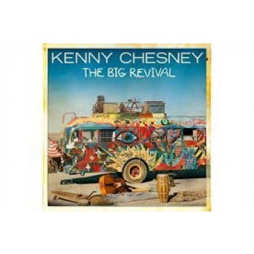 Kenny Chesney, The Big Revival, LIMITED EDITION CD with FREE DIGITAL DOWNLOAD