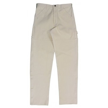 Stan Ray Men's Double Front Painters Carpenter Utility Work Pants - Made in the USA Natural 28X30