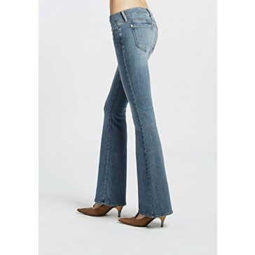 Genetic Jeans Women's Leaf Fit & Flare - Canyon 23 Light Blue