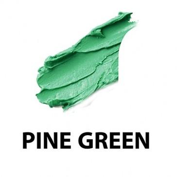 SHANY Bold Lipstick, Paraben/Talc Free, Pine Green