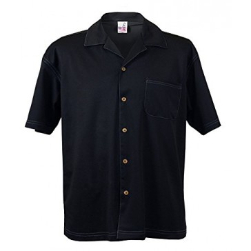 Akwa Men's Dry Wicking Camp Shirt Made in USA